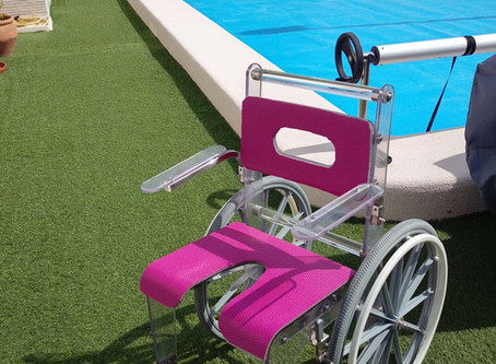 Check out our new Pool Chair
