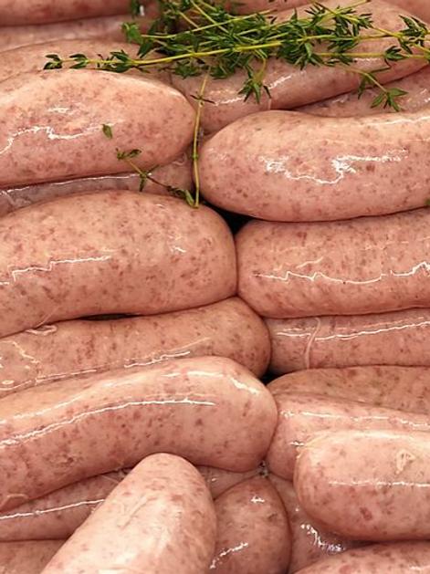 Pork and Fennel Sausages 6 pack