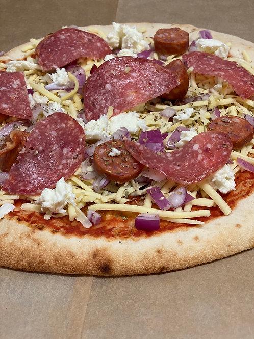 Pizza: the Spaniard