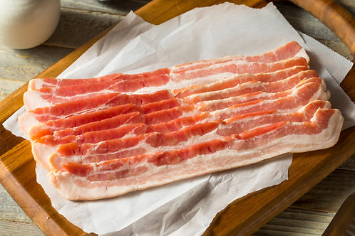 Streaky Bacon 250g pack