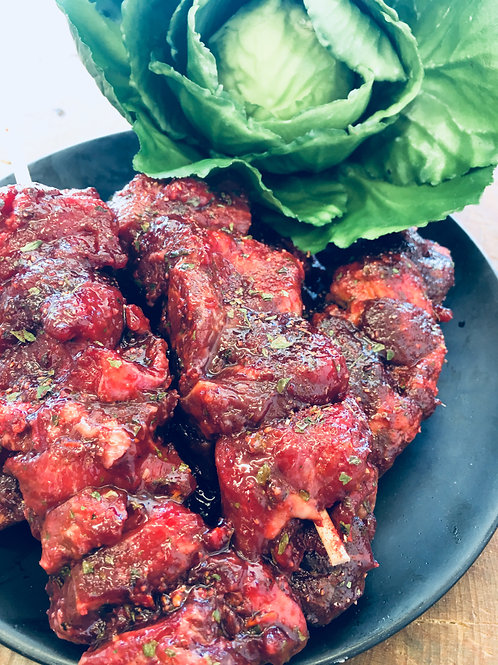 Port Wine Steak Kebabs 4 pack