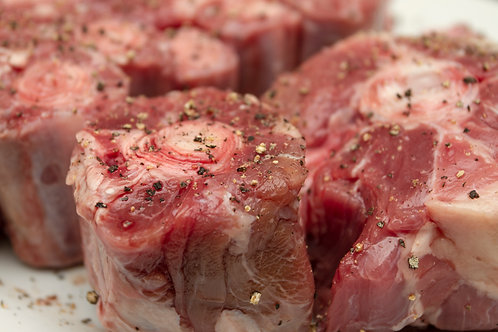 Grass Fed Beef Oxtail