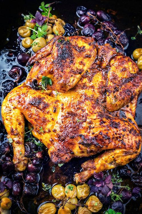 Sweet Chilli Butterflied Chicken