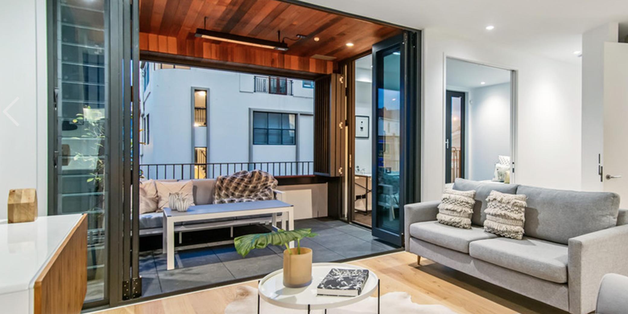 Ponsonby Apartment