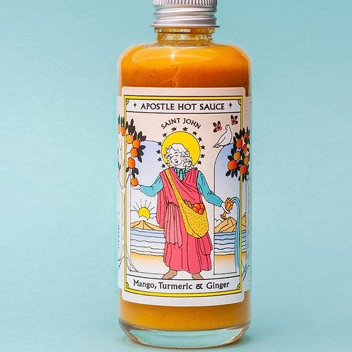 Apostle Hot Sauce: Saint John 150ml