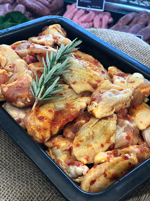 Chili Lime Chicken Nibbles 500g