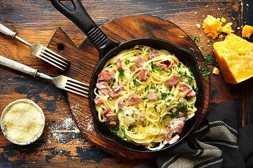 Bacon Chicken Carbonara 600g