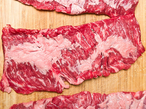 Skirt Steak 500g pack