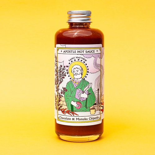 Apostle Hot Sauce: Saint Matthew 150ml