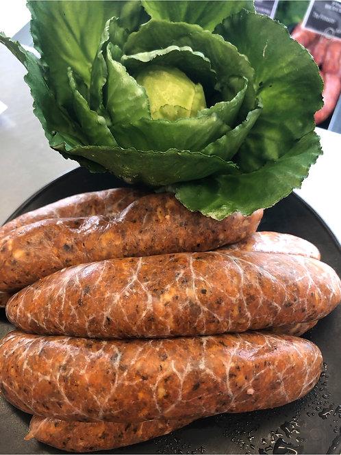Pirie Pirie Chicken Sausages 6 pack