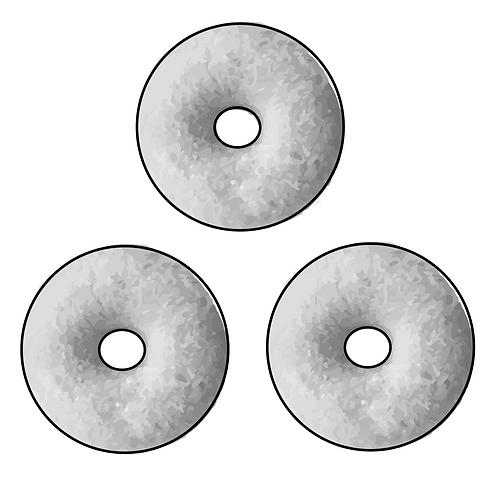 + 3 Cinnamon Sugar Doughnuts - ADD ON