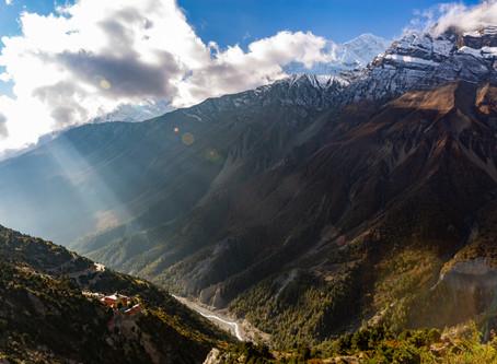 Day 13 - Trek to Yak Kharka (4000m) - 5hrs