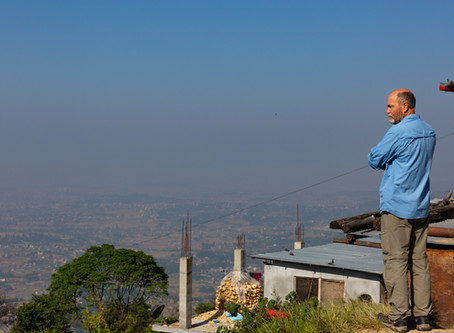 Day 25 - Drive to Nagarkot (2147m) - 2hrs