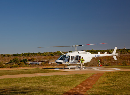 Day 7 - Johannesburg to Victoria Falls - Flight of Angels