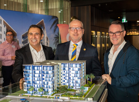 VISIONARY DEVELOPER TO LAUNCH BIGGEST PROJECT YET