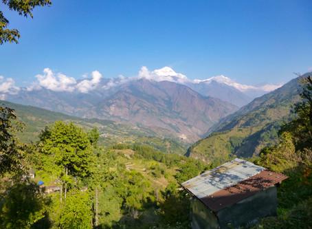 Day 19 - Trek to Ghorepani (2840m) - 4.5hrs