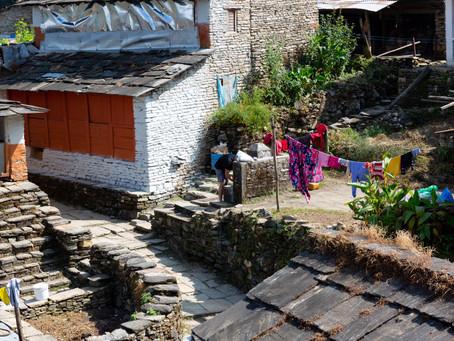 Day 18 - Trek to Shikha (1935m) - 4hrs