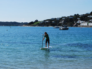ST Mawes SUP!