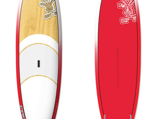 Starboard Element 9'8 review
