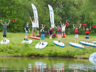 Volvo Sailing Academy Stand Up Paddle taster sessions!