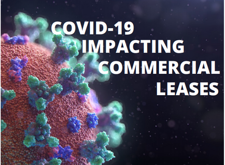 COVID-19 Impact on Commercial Lease