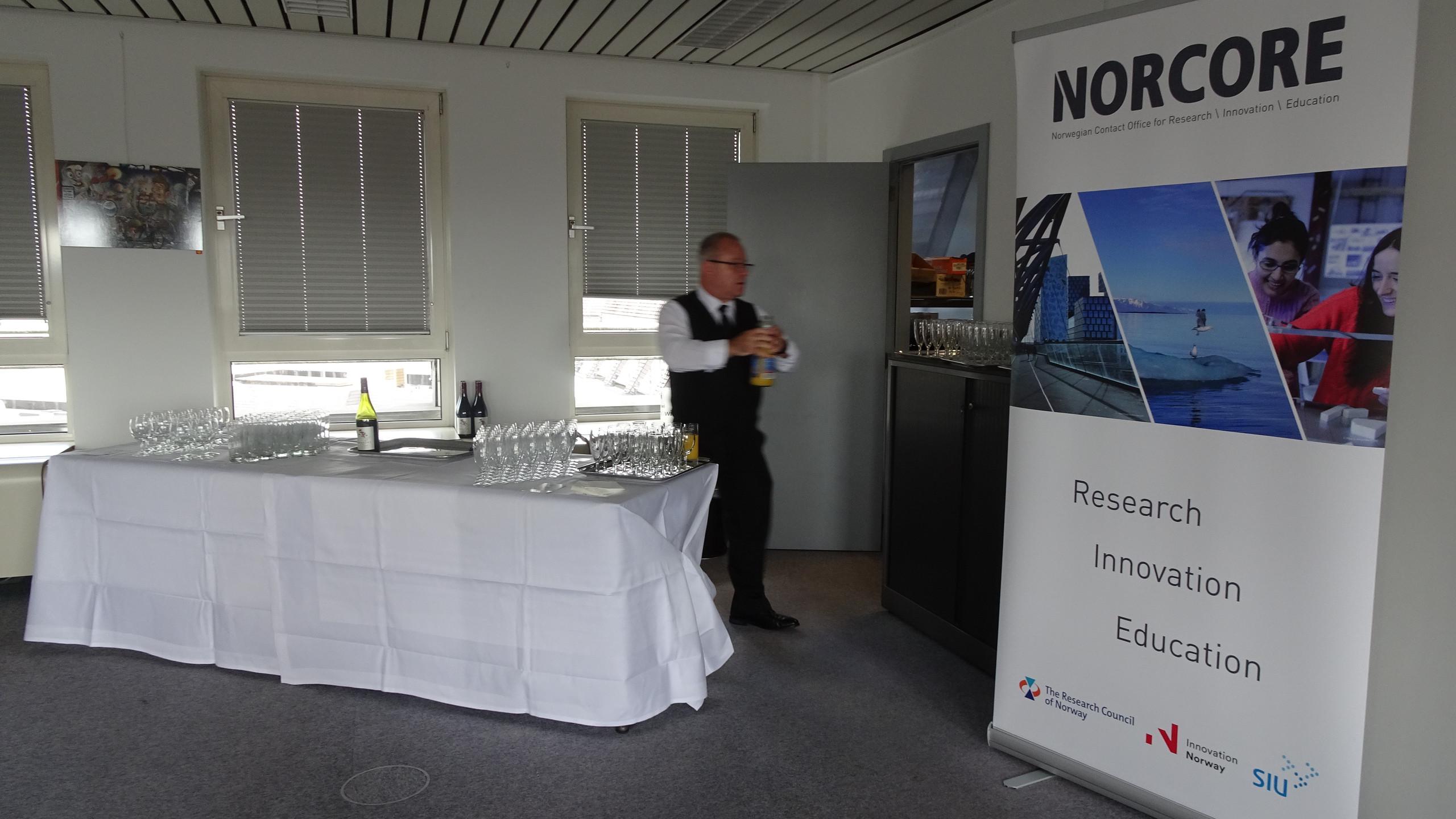 NorCore Summer Reception 2017
