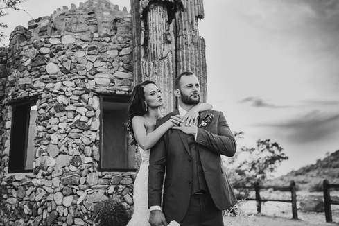 Mr. & Mrs. Ruggles