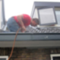 leiden dakgoten lekkage dak pannendak