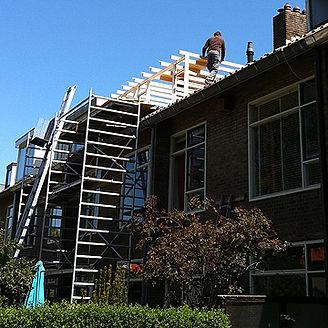 epdm bitumen reiniging dakdekker leiden