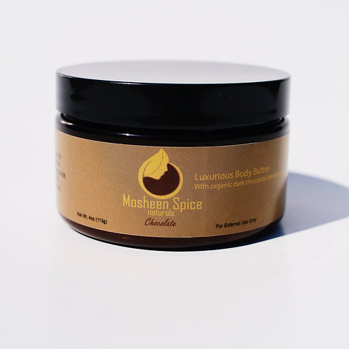 Chocolate Luxurious Body Butter