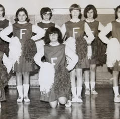 Our Lady of Fatima  Cheerleaders