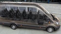 Transit seating