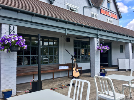 Live Acoustic Music at Sunset Festival, The Red Barn and The Wild Pig