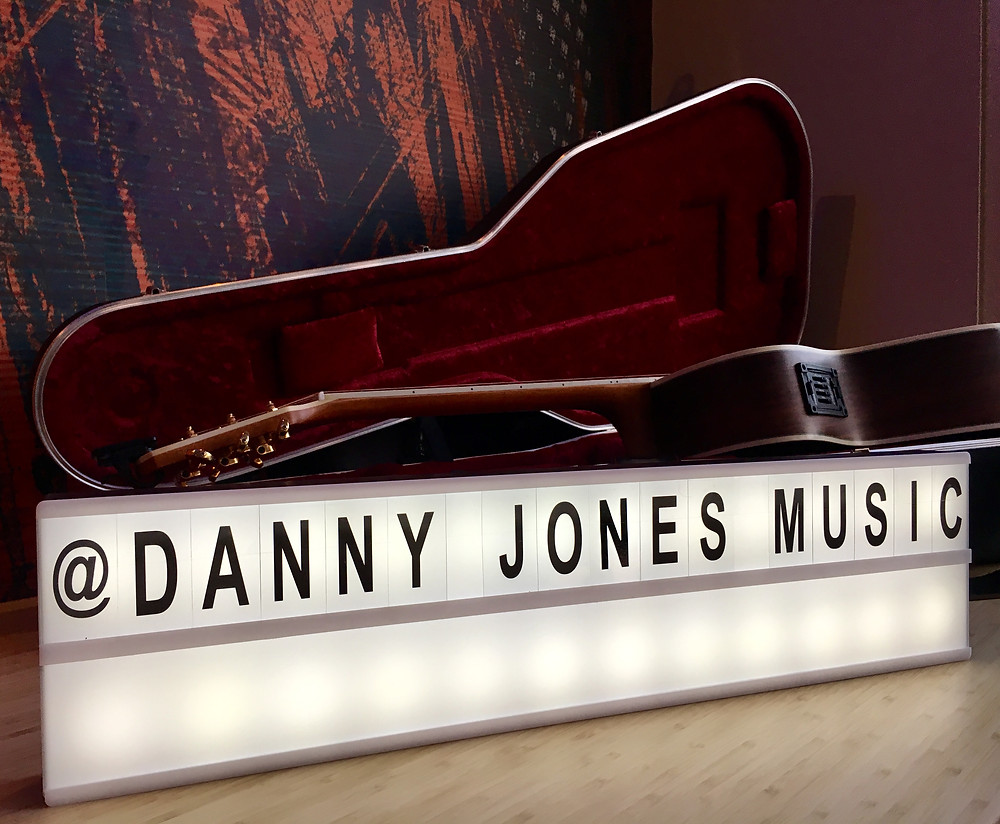 Danny Jones Musics Walden G630ce acoustic guitar at Grand Ave West Kirby