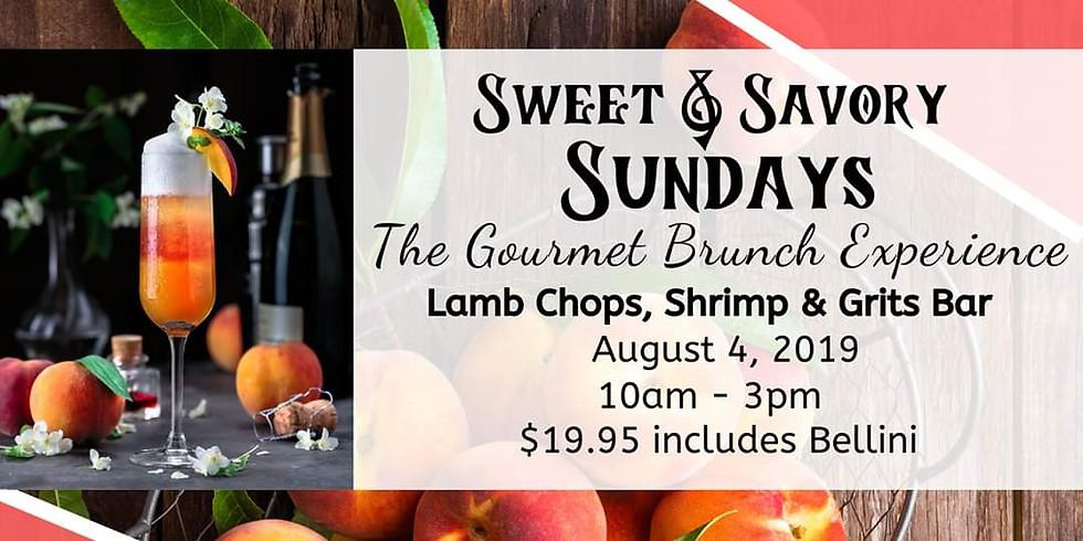 "Sweet & Savory Sundays ""The Gourmet Brunch Experience"""
