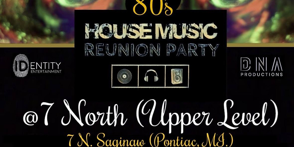 80's HOUSE MUSIC Reunion Party