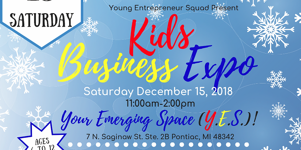 Y.E.S Kids Business Expo