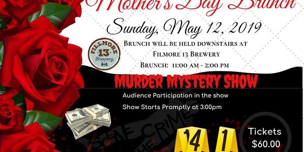 Mother's Day Murder Mystery Brunch