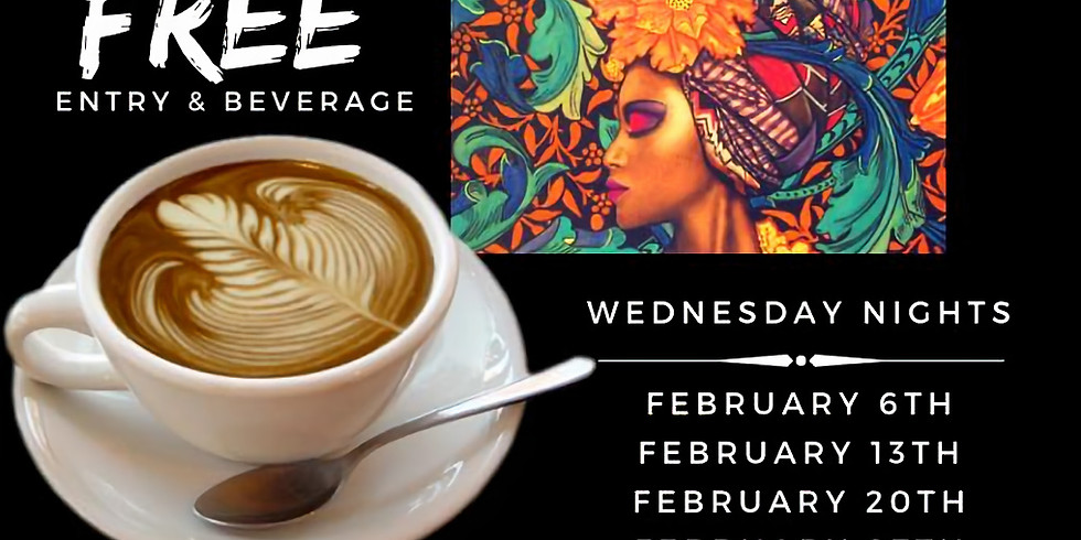 Black History Cafe' Hosted By: Rae Love