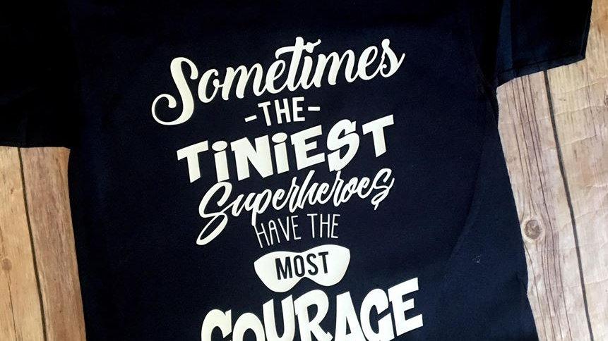 Toddler Tiny Courage T-shirt