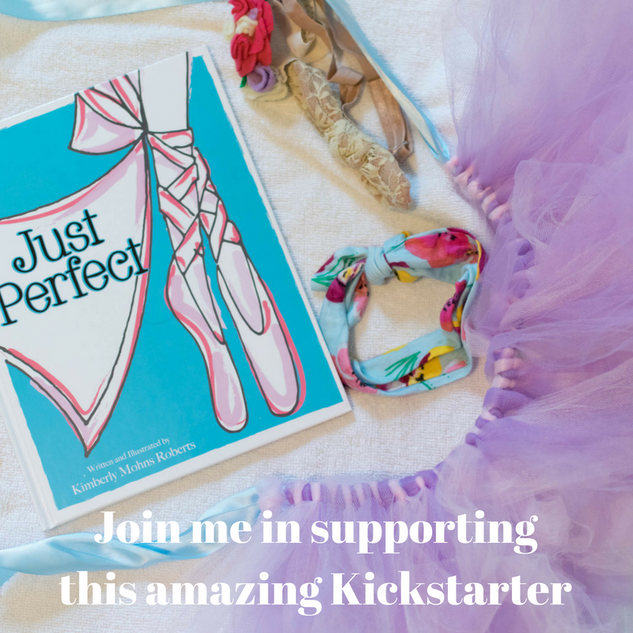 Join me in supporting this amazing Kicks