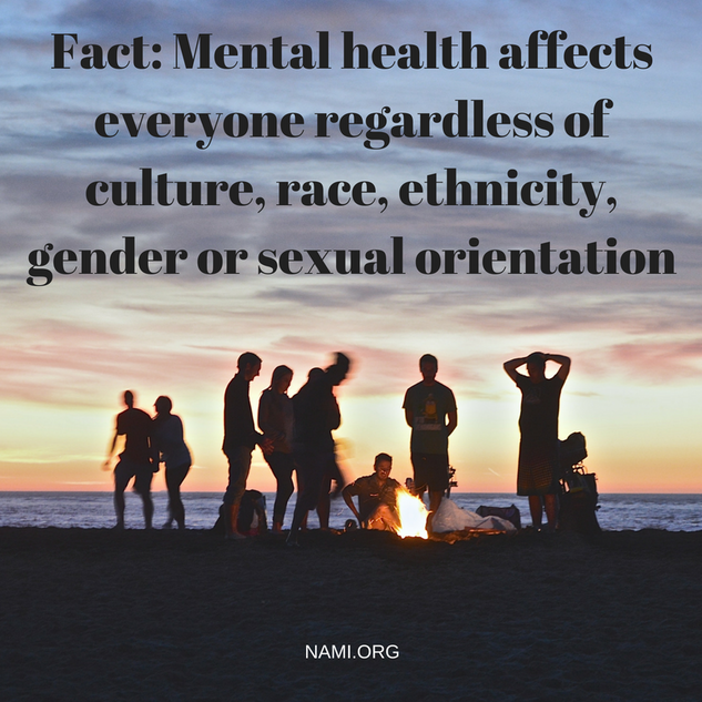 Fact_ 43.8 million adults experience men