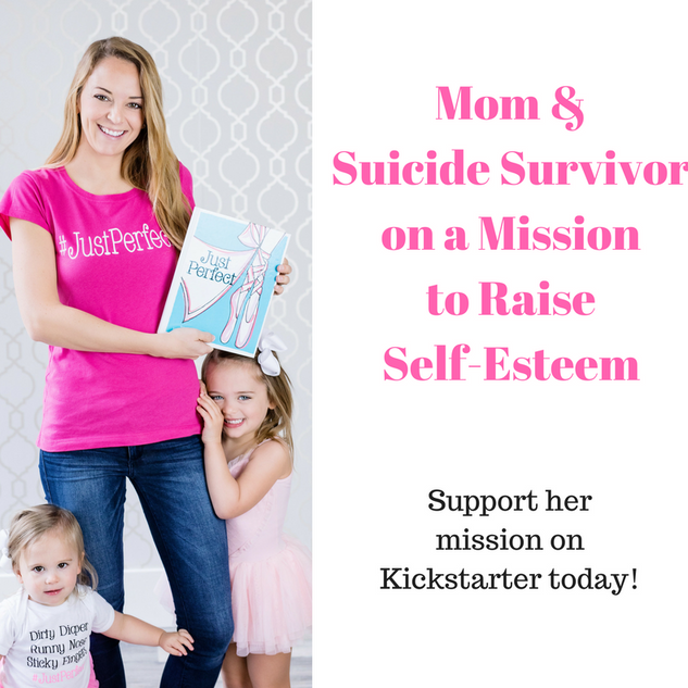Mom & Suicide Survivor on a Mission to R