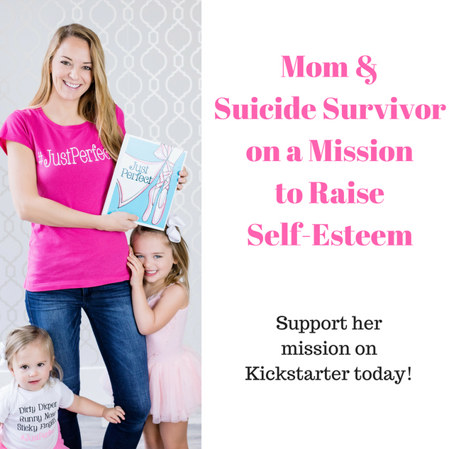 Mom & Suicide Survivor on a Mission to R