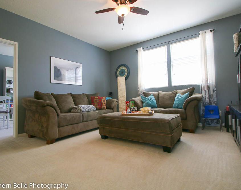 24. Living upstairs Area WM