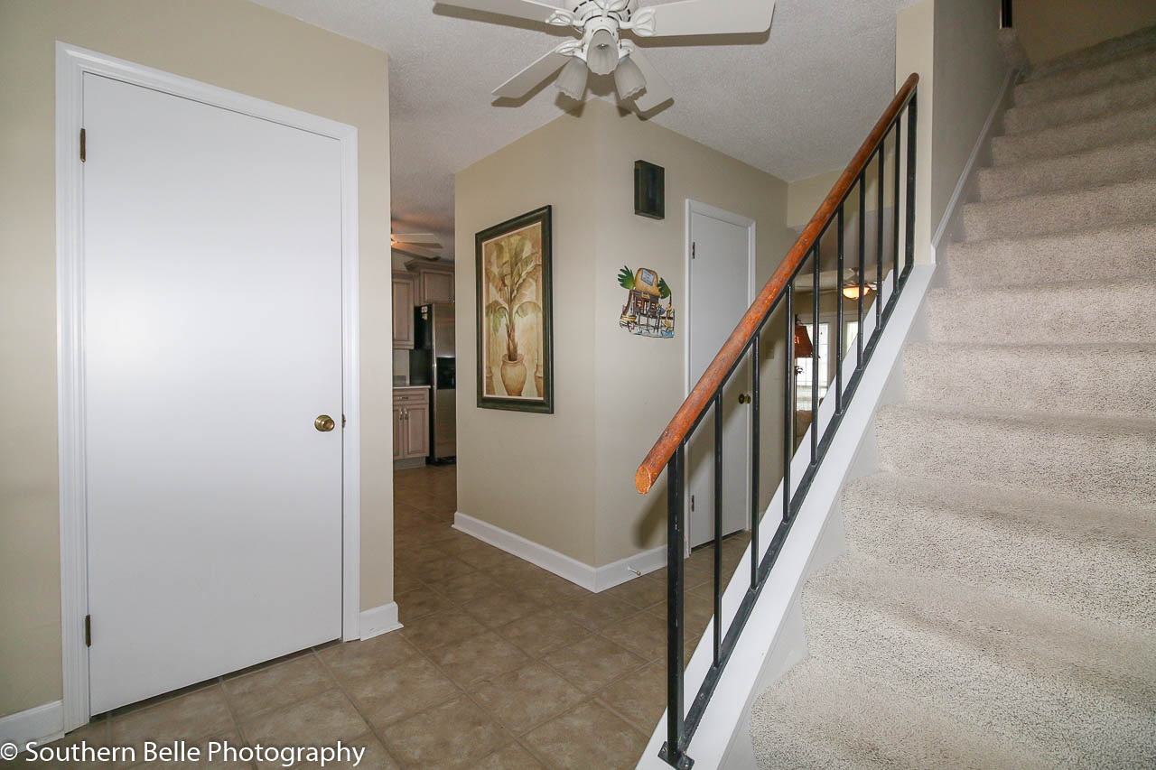 12. Front Entrance- Stair View WM