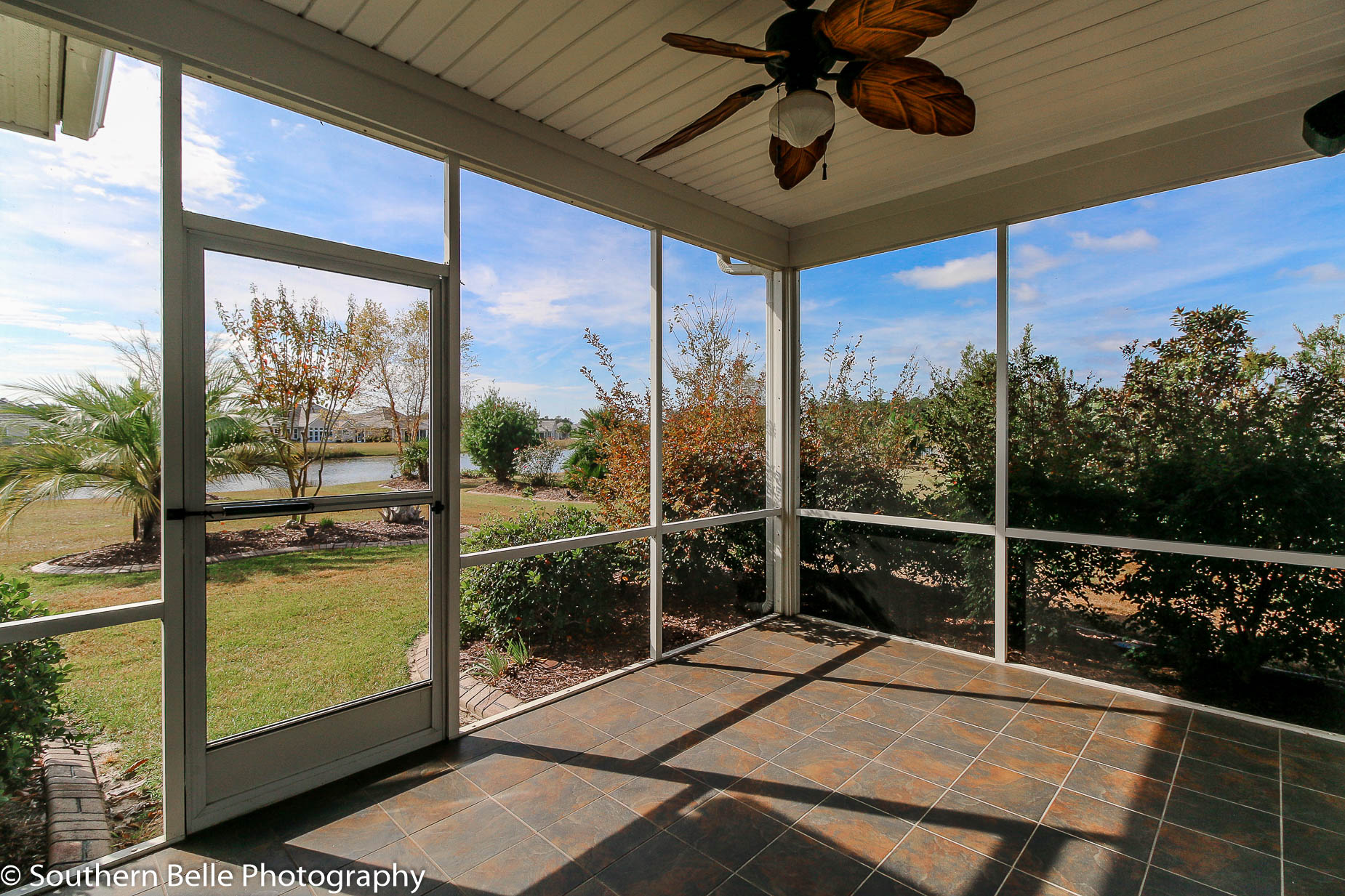 25. Screened Patio exit off Master & Pool Room WM