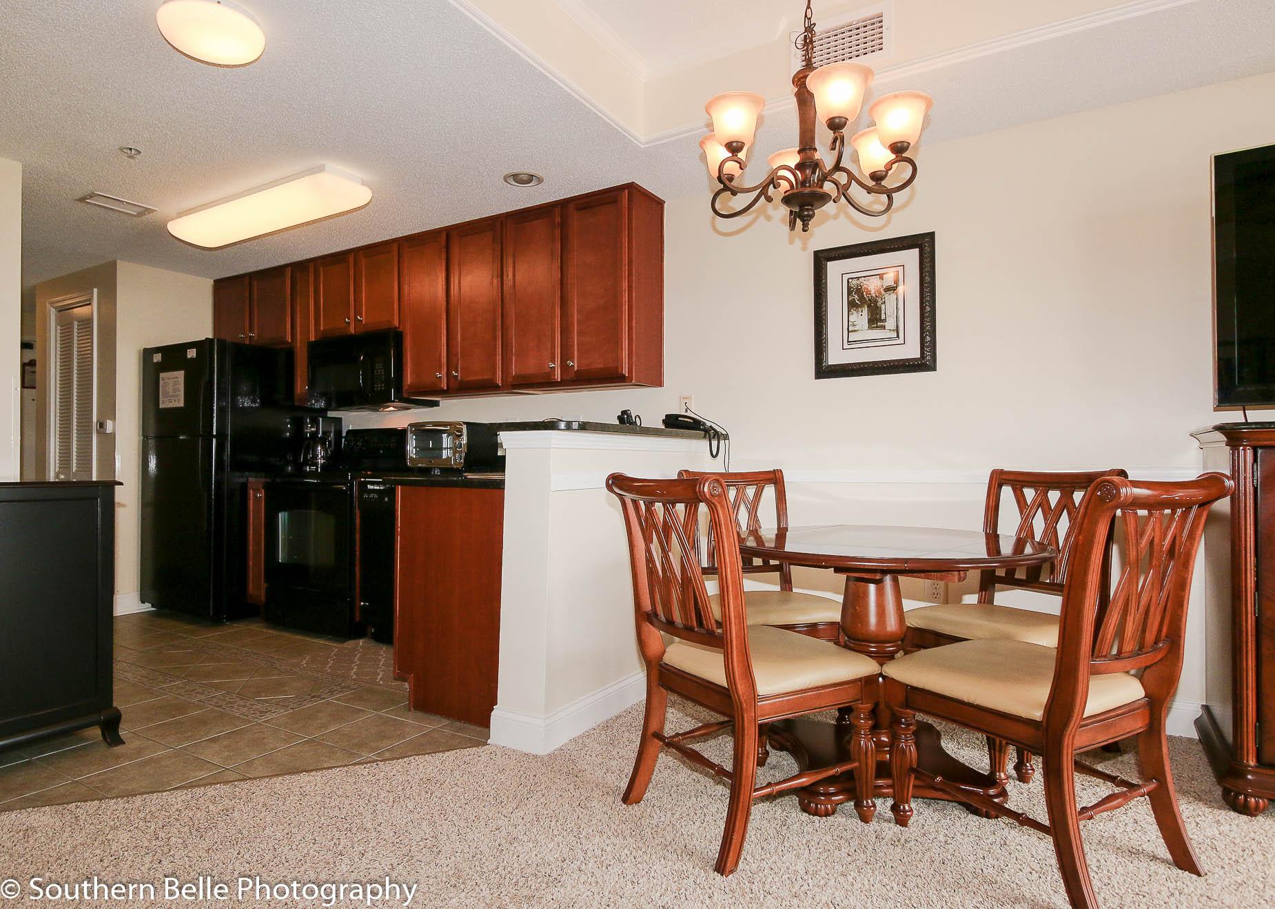 13. Kitchen & Dinning View WM