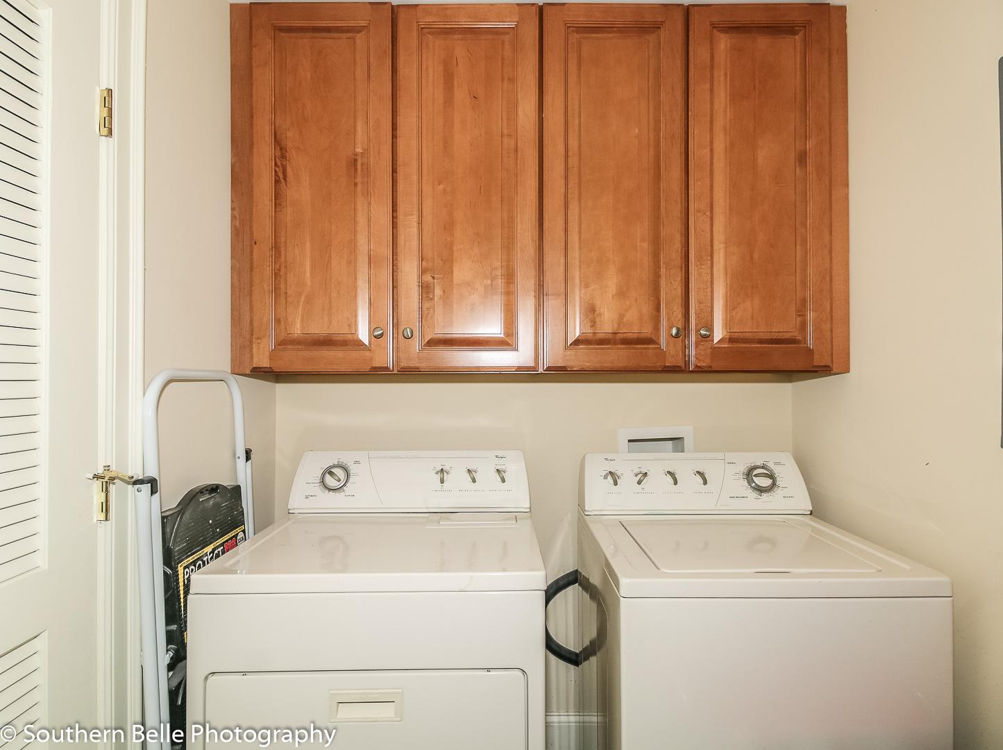 7. Laundry Room off Kitchen WM