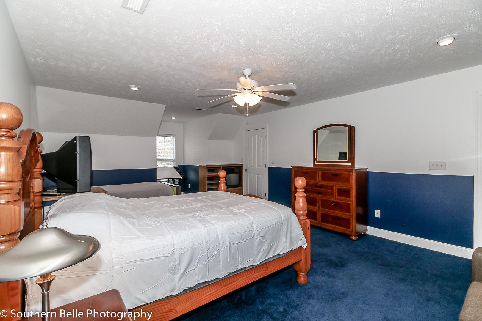 18. Upper Level Bedroom Two WM